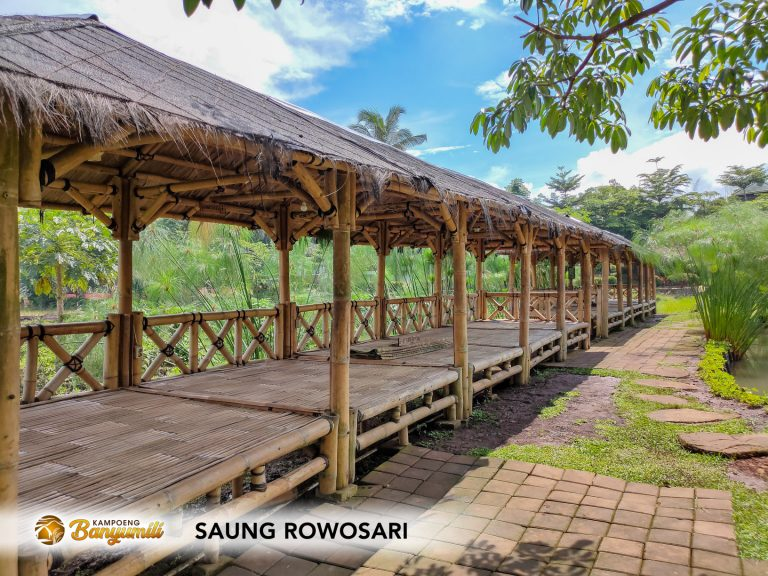 Saung Rowosari